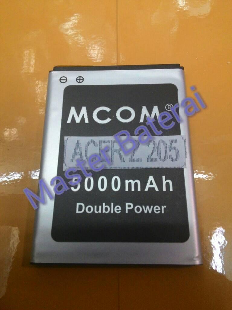 Jual Baterai Battery Acer Z205 Double Power 5000mAh