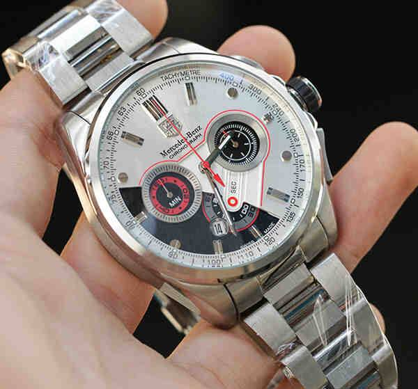 Classic tag heuer slr mercedes benz watches for Mercedes benz tag heuer watch