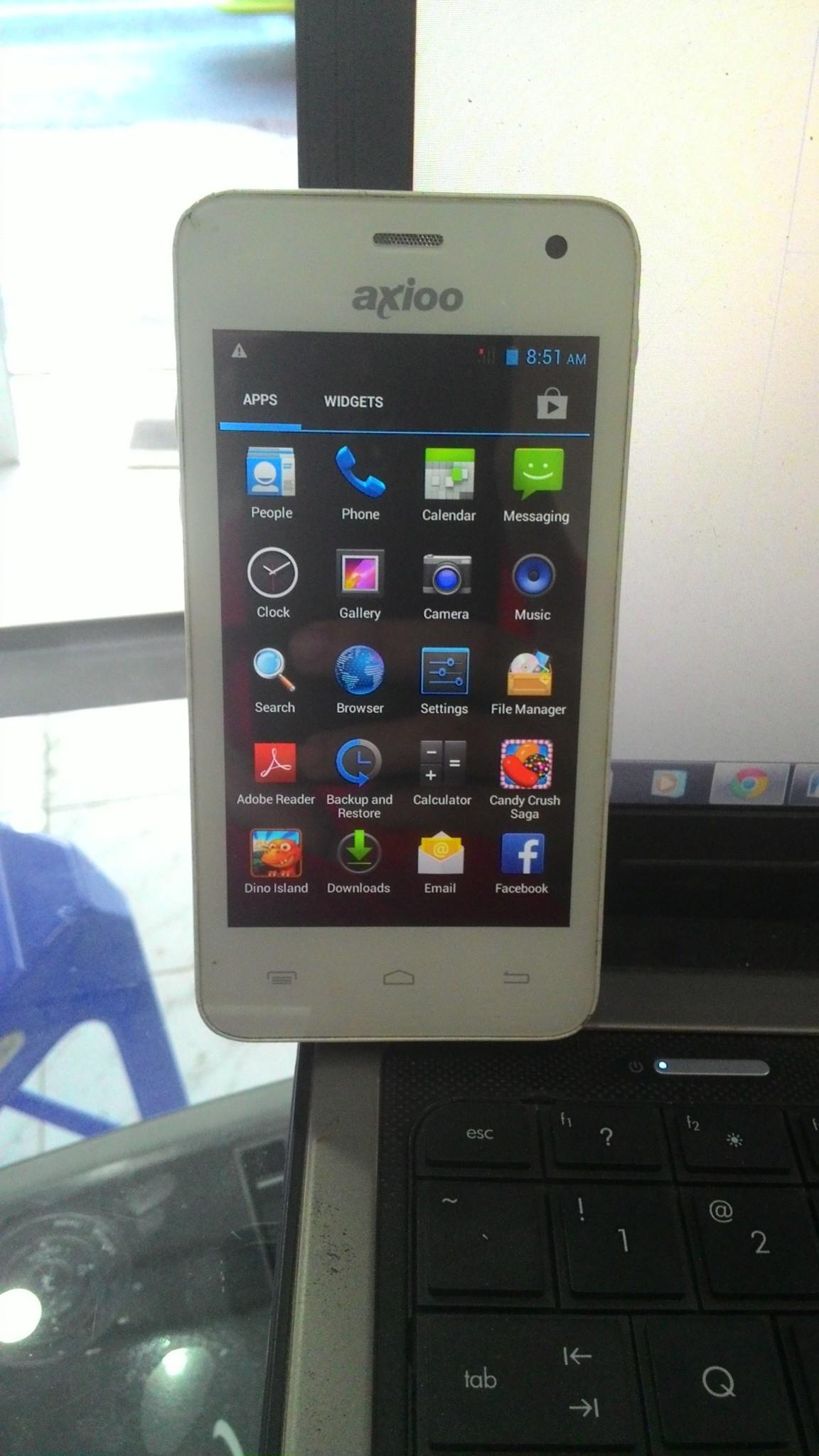 Axioo Picophone 4 GDF murah