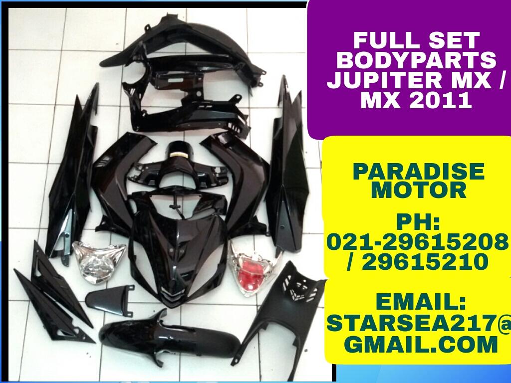 koleksi modifikasi body jupiter mx new terbaru | fire modif