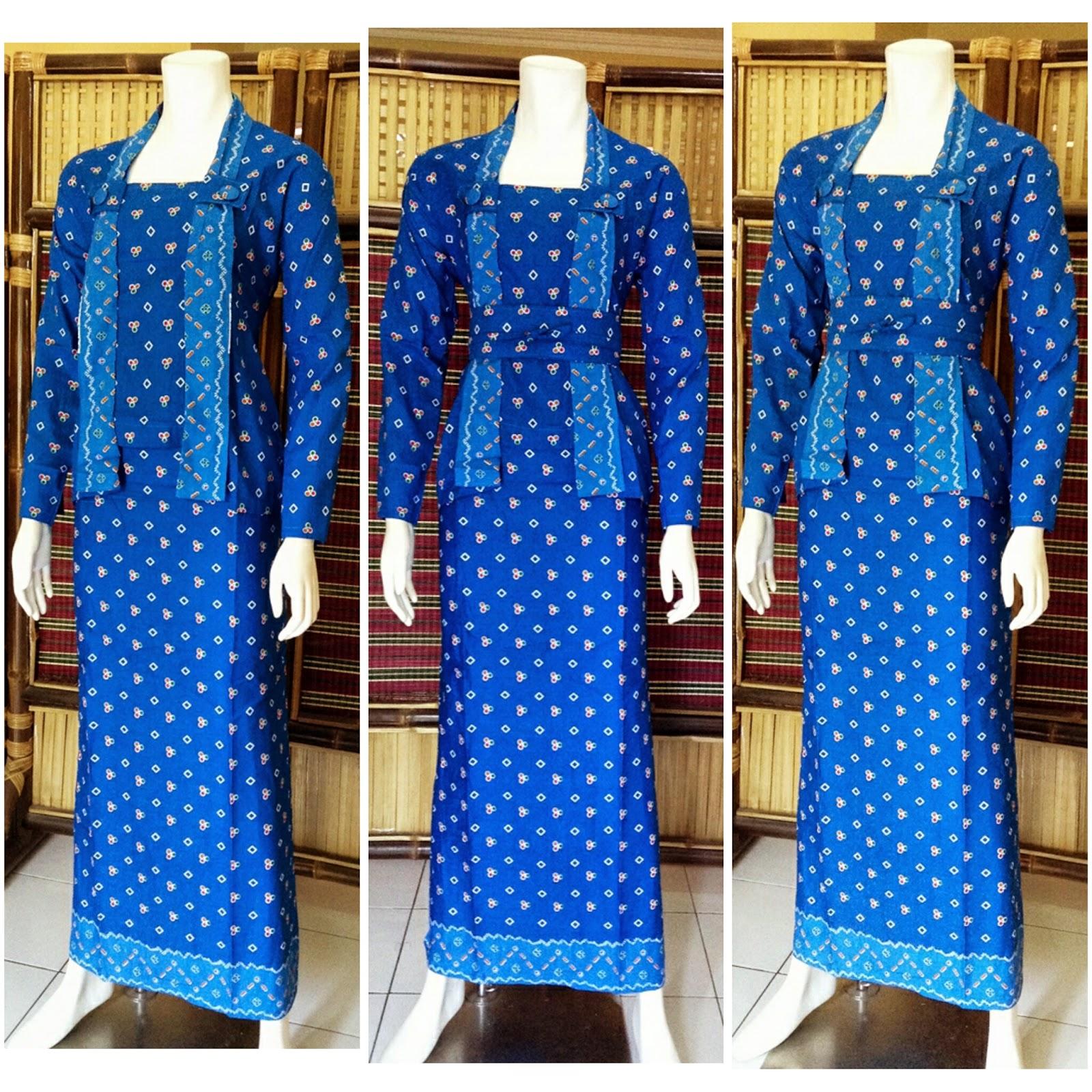 Toko Pedia Baju Batik: Jual Setelan Batik Gamis Jumputan Jumbo