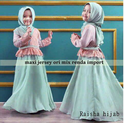 raisha hijab kid