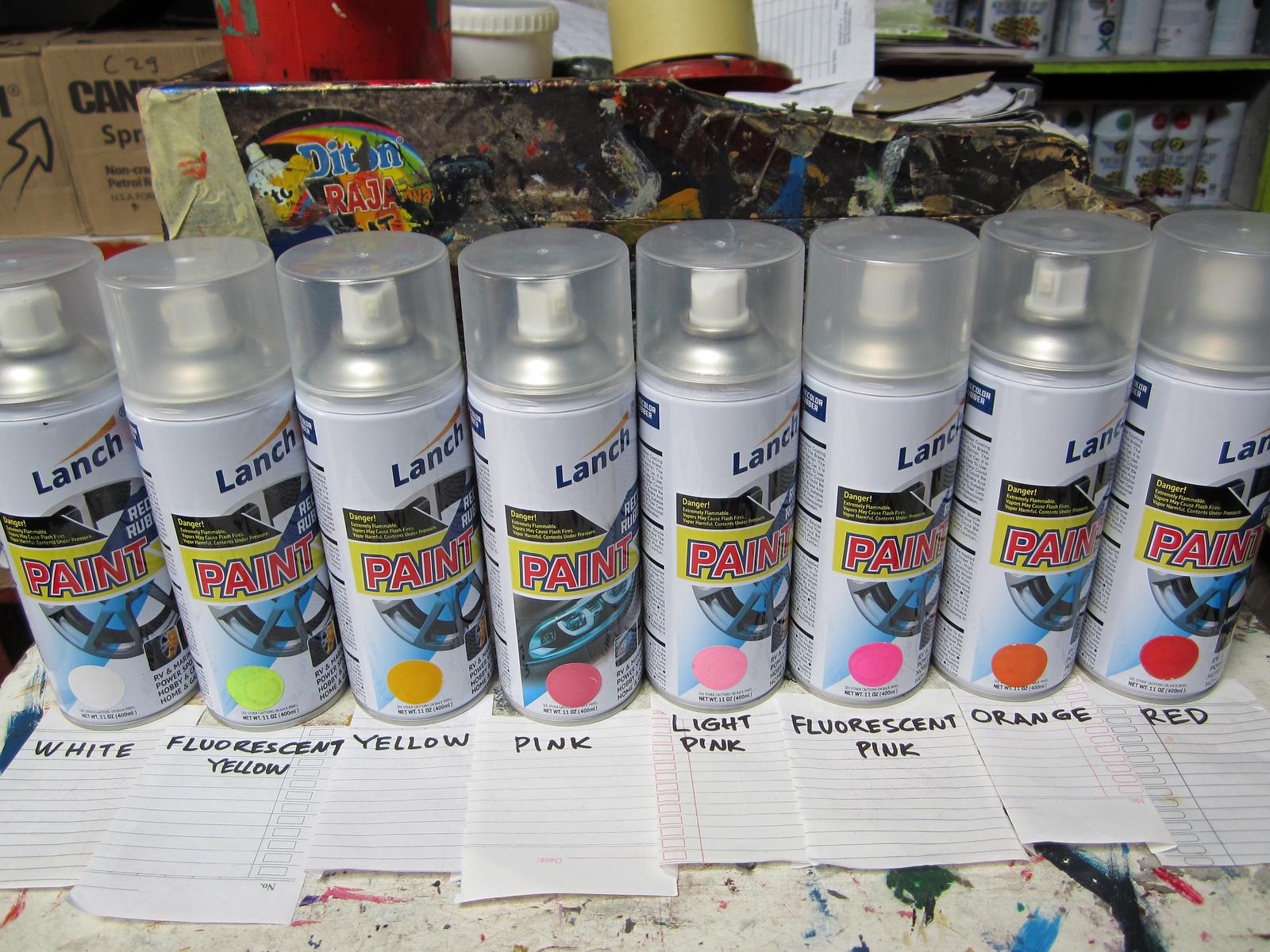 Jual Rubber Paint Rubber Paint Rubber Paint
