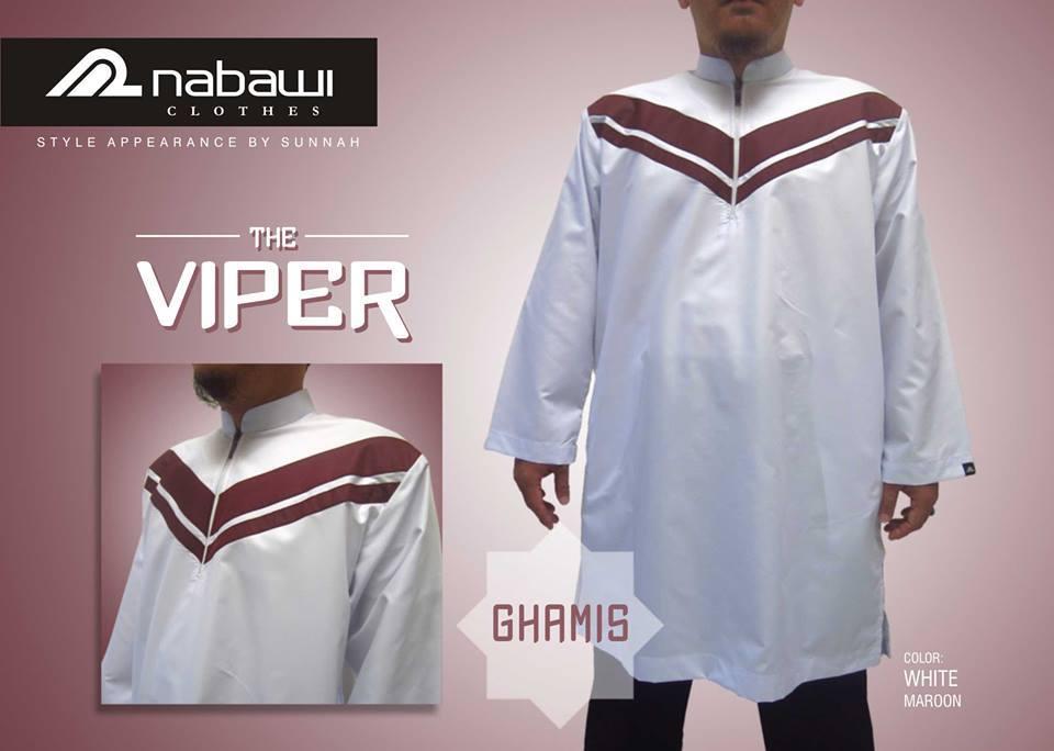 Jual Gamis Pakistan Lengan Panjang Nabawi Clothes The