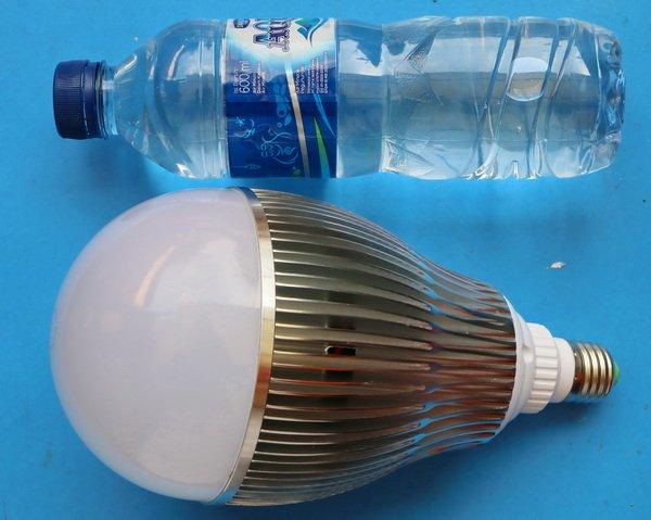 Jual Lampu Led 30 Watt Fitting E27 Led White 30x 1w Chips