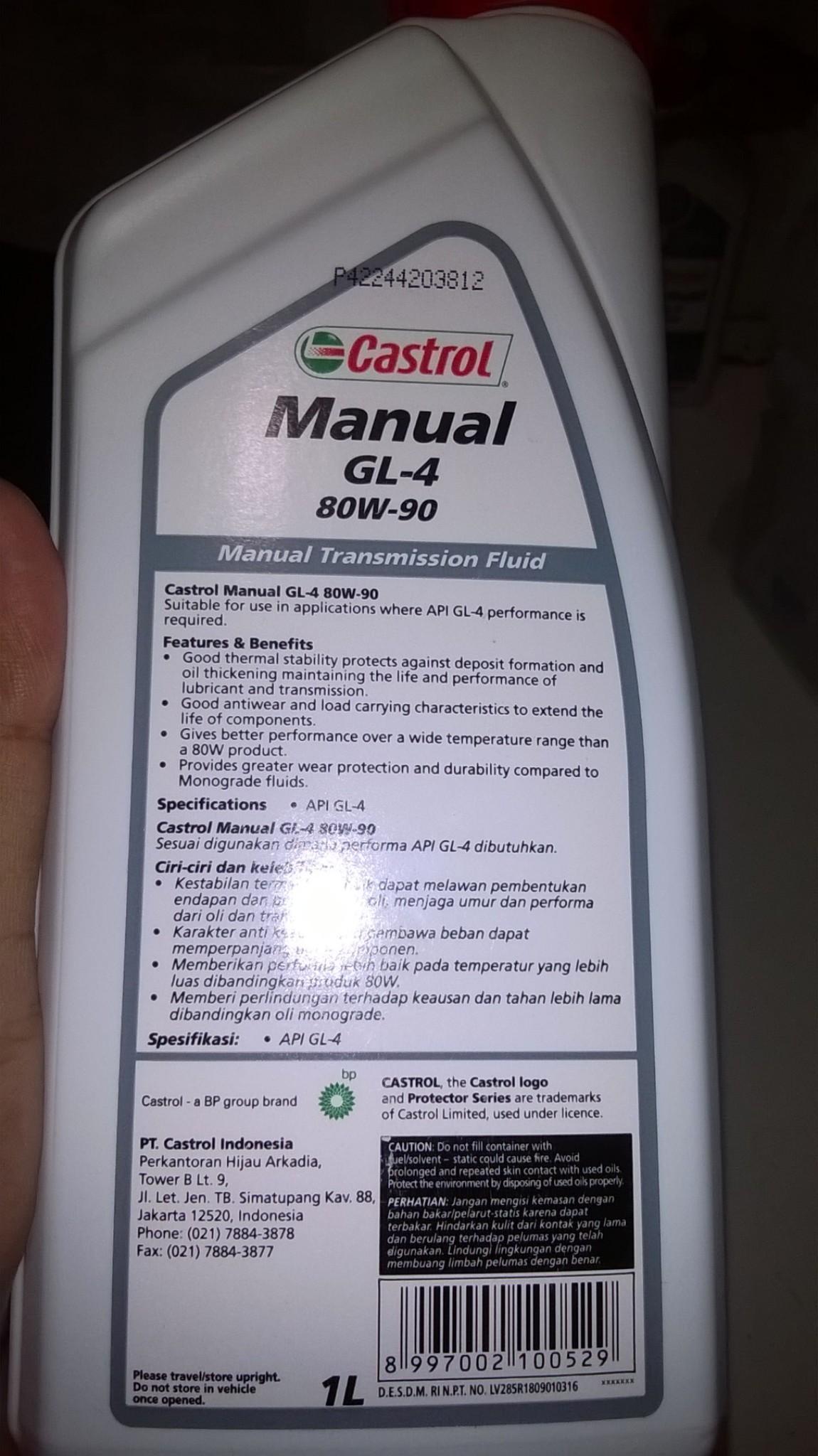 Castrol Universal 80W-90 | Castrol Australia | Castrol ...