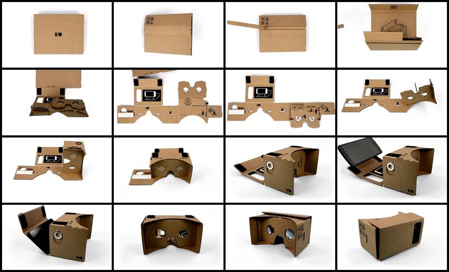 Как сделать из картона виртуальные очки