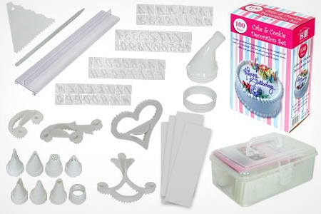 Jual Cake Decorating Kit : Jual Cake Decorating - Darren Shop Tokopedia