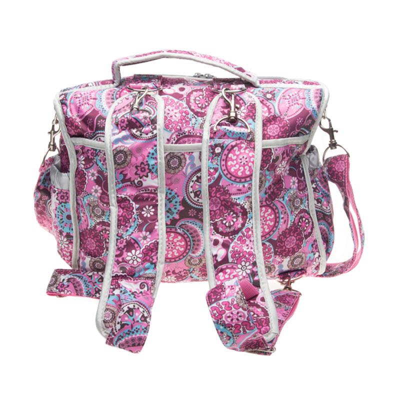 jual elle diaper bag 2in1 babyswen shop tokopedia. Black Bedroom Furniture Sets. Home Design Ideas