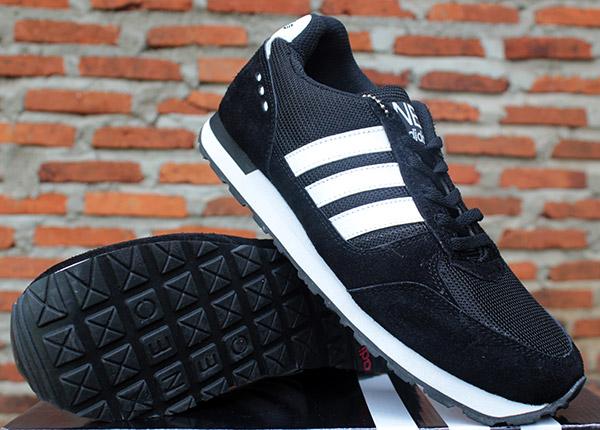 spain original adidas new basketball breathable running shoes f0712 c7881   ireland jual adidas neo v.2 hitam strip putihsepatu ket casual  runningolahraga ... 5557462caa