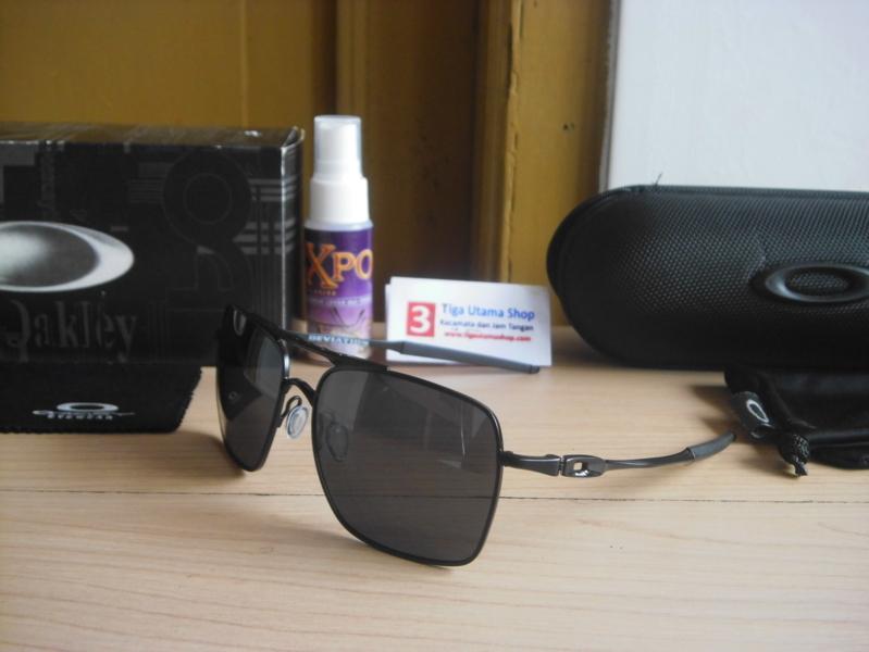 harga Oakley Deviation Full Black Tokopedia.com