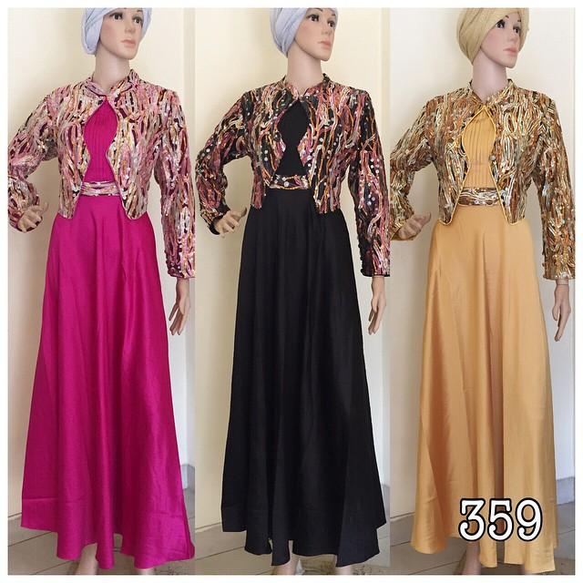 Jual Baju Muslim Modern Style