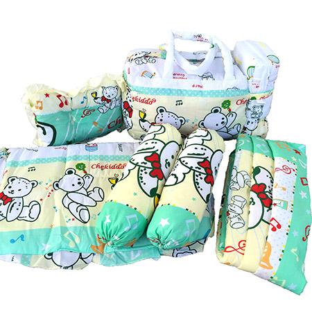 Perlak Bayi Doraemon Alas Tidur Perlak Bayi Set