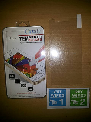 anti gores kaca lenovo k900 ( tempered glass lenovo k900 )    Etalase