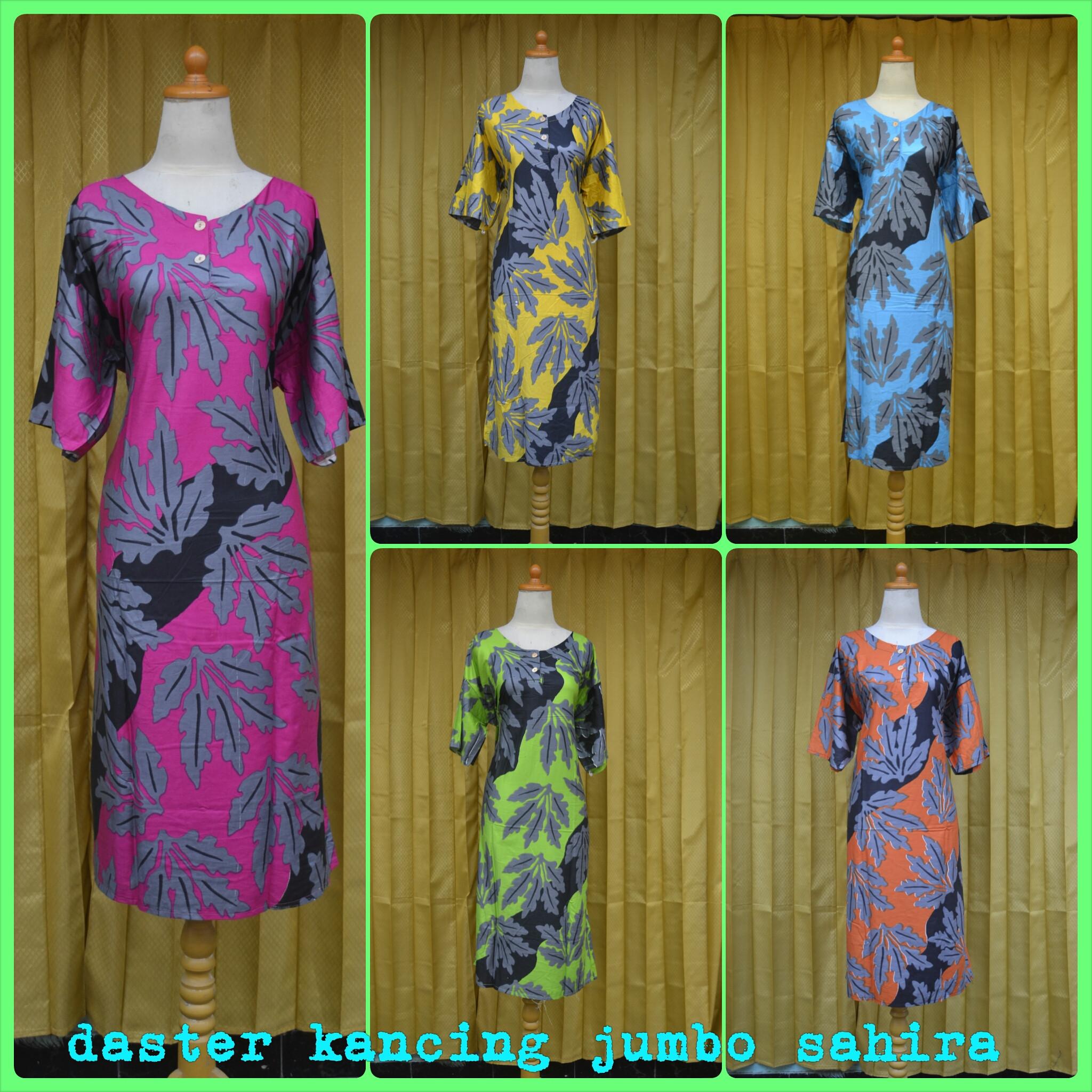 Jual DASTER BATIK JUMBO - Daster batik pekalongan - Linza Batik ... a95796bb5a