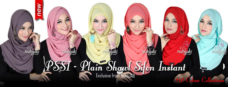 Nuhijab PSSI - Jilbab Chiffon - Jual Hijab & Baju Muslim