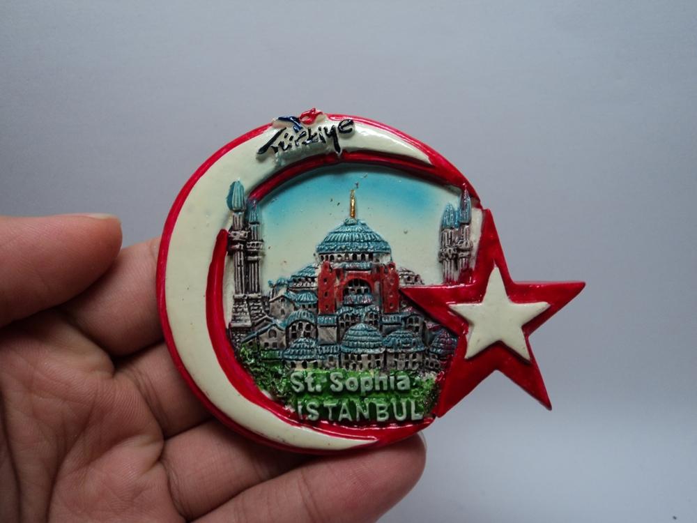 Hasil gambar untuk magnet kulkas turki