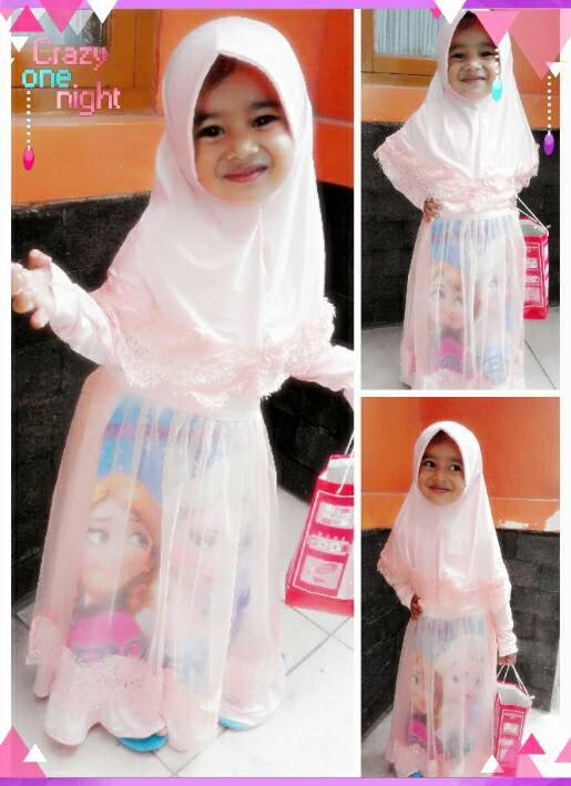 hijab frozen