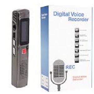 4GB 809 USB Digital Voice Recorder with MP3 Function