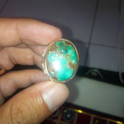 harga Batu pirus persia hijau Tokopedia.com