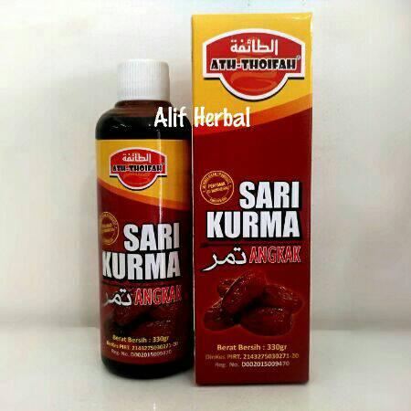 Jual Sari Kurma Plus Angkak / Beras Merah Ath Thoifah ...
