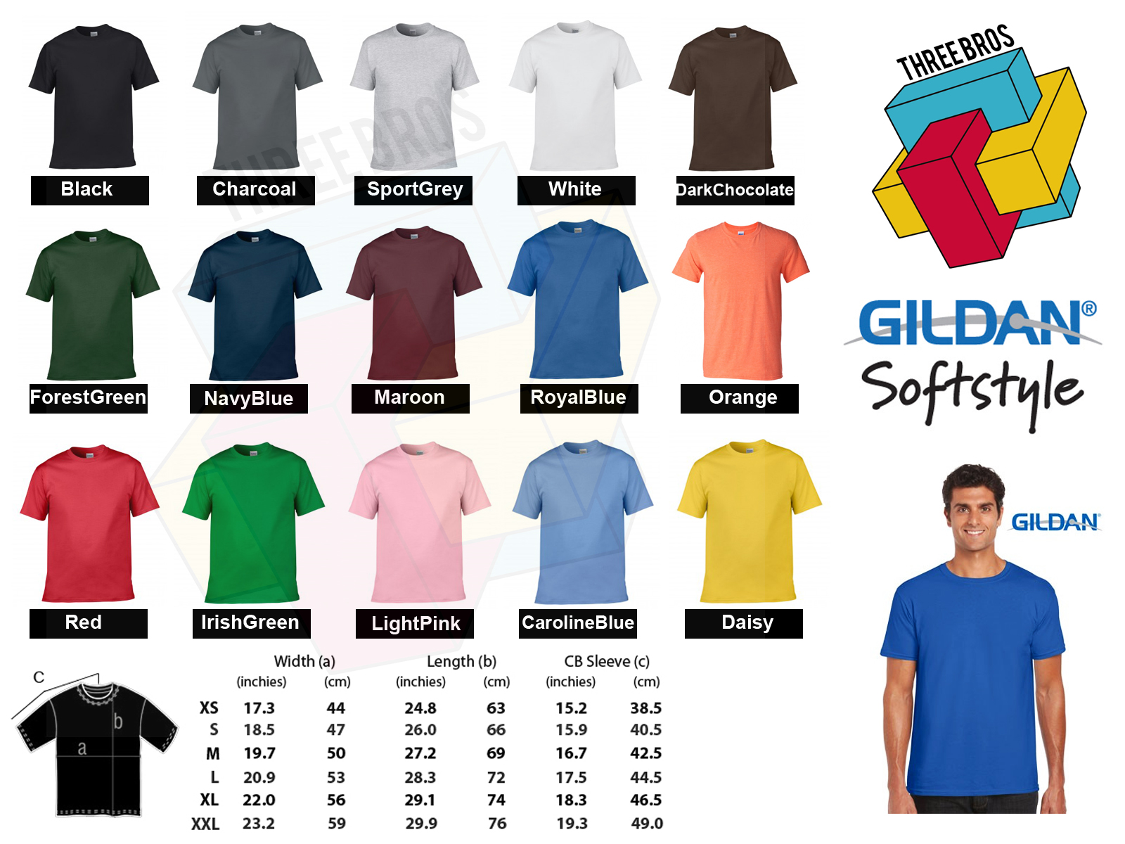 Gildan soft style color chart images free any chart examples gildan soft style color chart choice image free any chart examples gildan soft style color chart nvjuhfo Image collections
