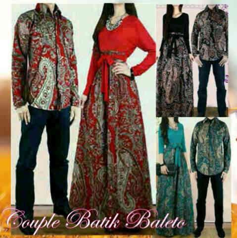 Jual Gamis Coupel Batik Online Grosir Shop Tokopedia
