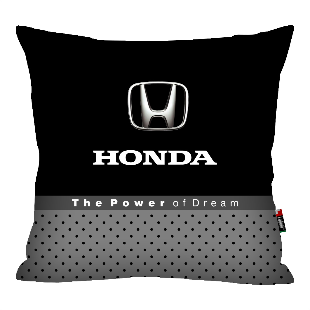 Sarung Bantal HONDA - Jazz, Bisa Custom / Request
