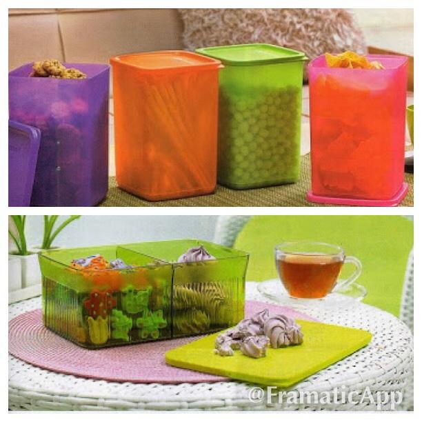 Snack It Hijau Tupperware jual sale snack it summer fresh hijau