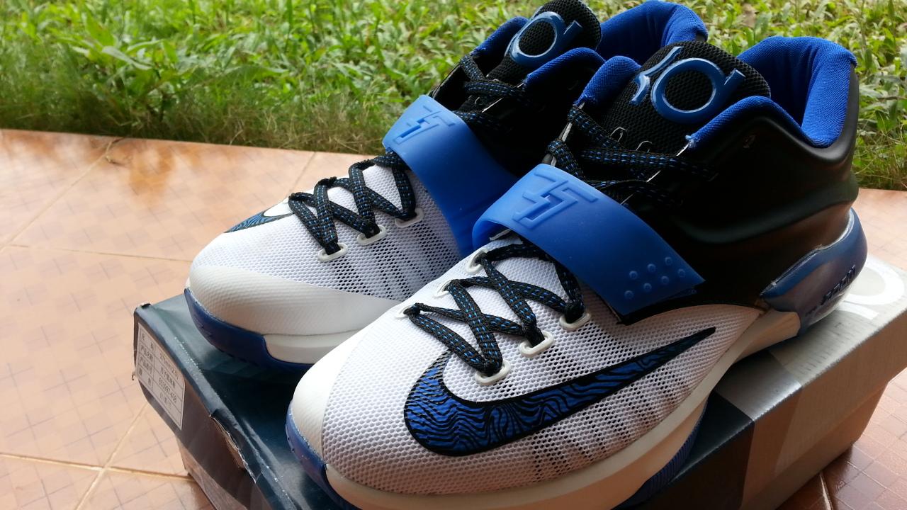sepatu basket nike kd 7