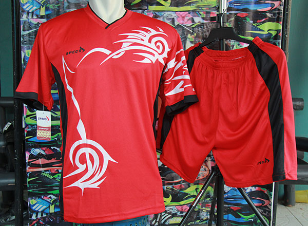Gambar Setelan Olahraga Kaos Bola Jersey Futsal Baju Volly Mizuno