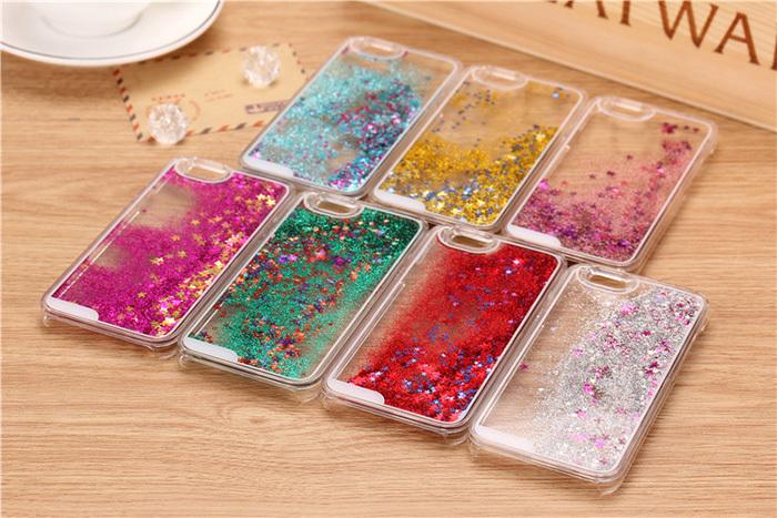 Jual Casing HP Unik Sand Glitter Case Samsung S4 S5