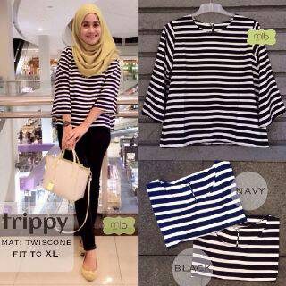 supplier top hijab : trippy MLB