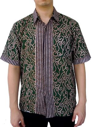 Jual Baju Batik Pria Kfbd Batik Katun 5 Danishdistro