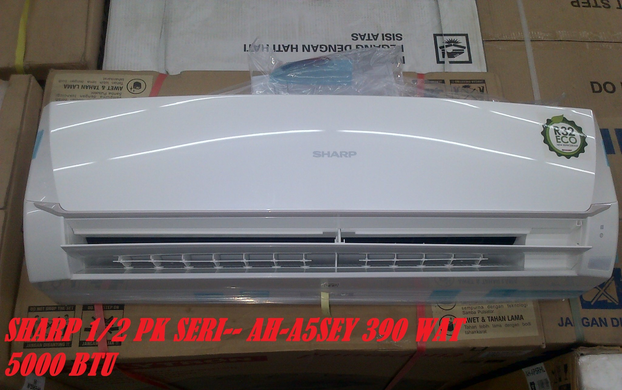 Jual Ac Sharp 1 2pk Seri Ah A5sey Karyajayaelectronikhendy Tokopedia Pk A9sey Gratis Biaya Pengiriman