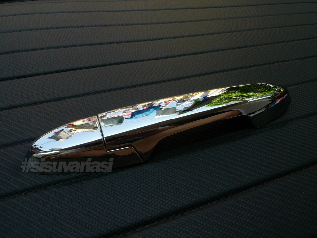 Door Handle Chrome All New Jazz GK5 (2014)