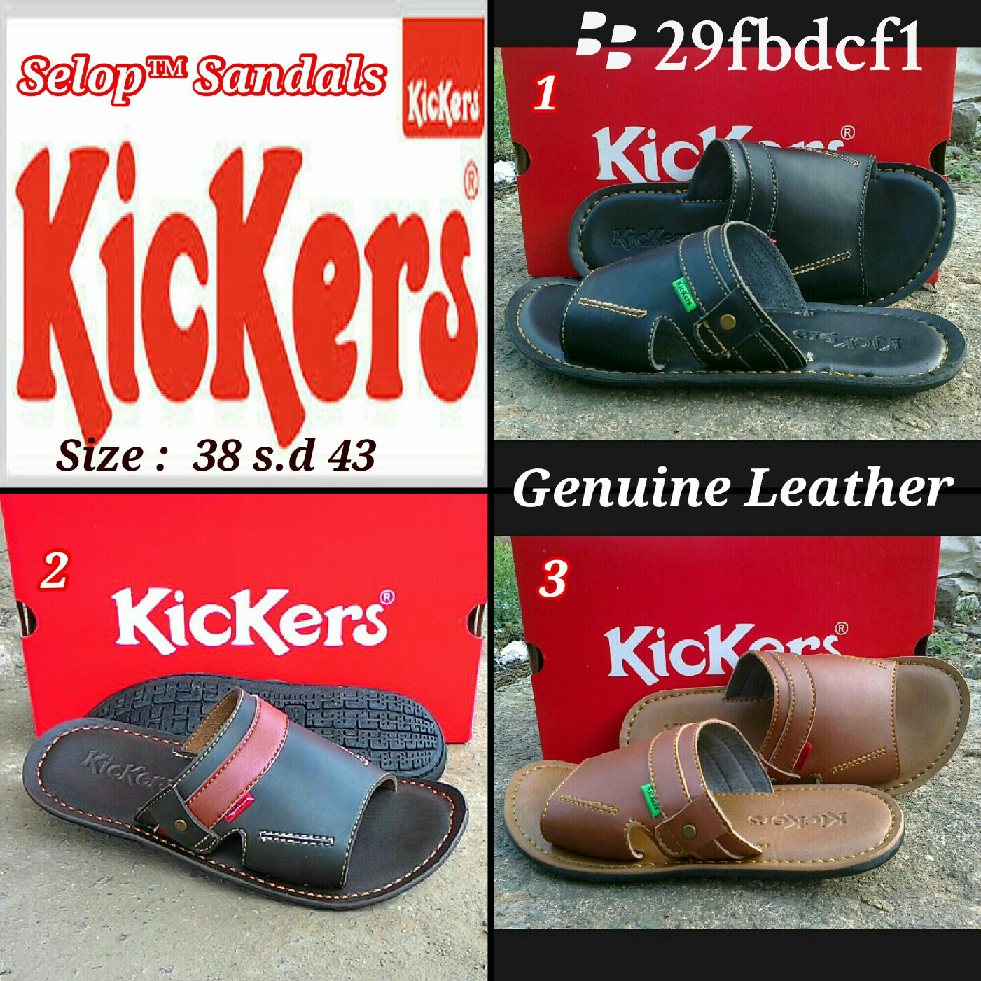 harga Sandal KICKERS, CONVERSE ALLSTAR, PLAYBOY Selop & Flip-Flops Sandals Tokopedia.com