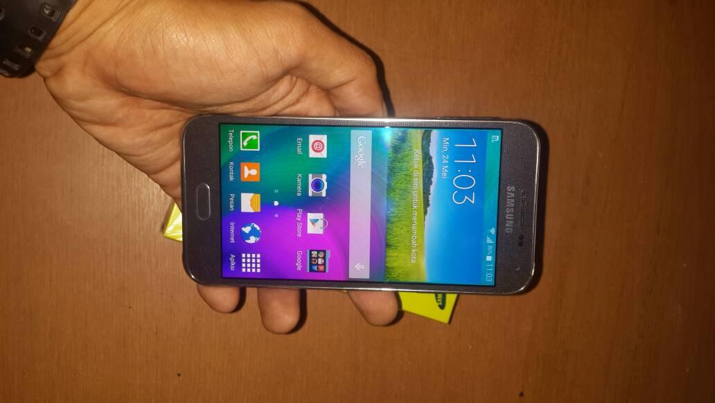 Jual Samsung Galaxy E5 Second 1 Minggu Galangfox Store Tokopedia