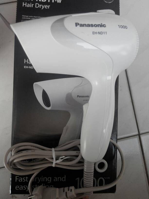 Jual Hair Dryer Panasonic EH ND11 W 1000 Watt