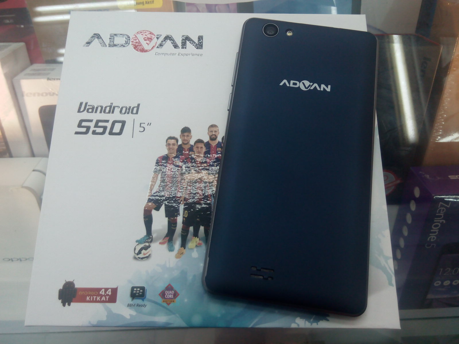 Jual Tablet Advan Os Kitkat Welcome To S5j 4gb 8mp S50 Quadcore 5 Ram 512mb Rom 4