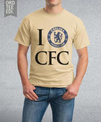 Kaos Distro Ordinal - CHELSEA 05