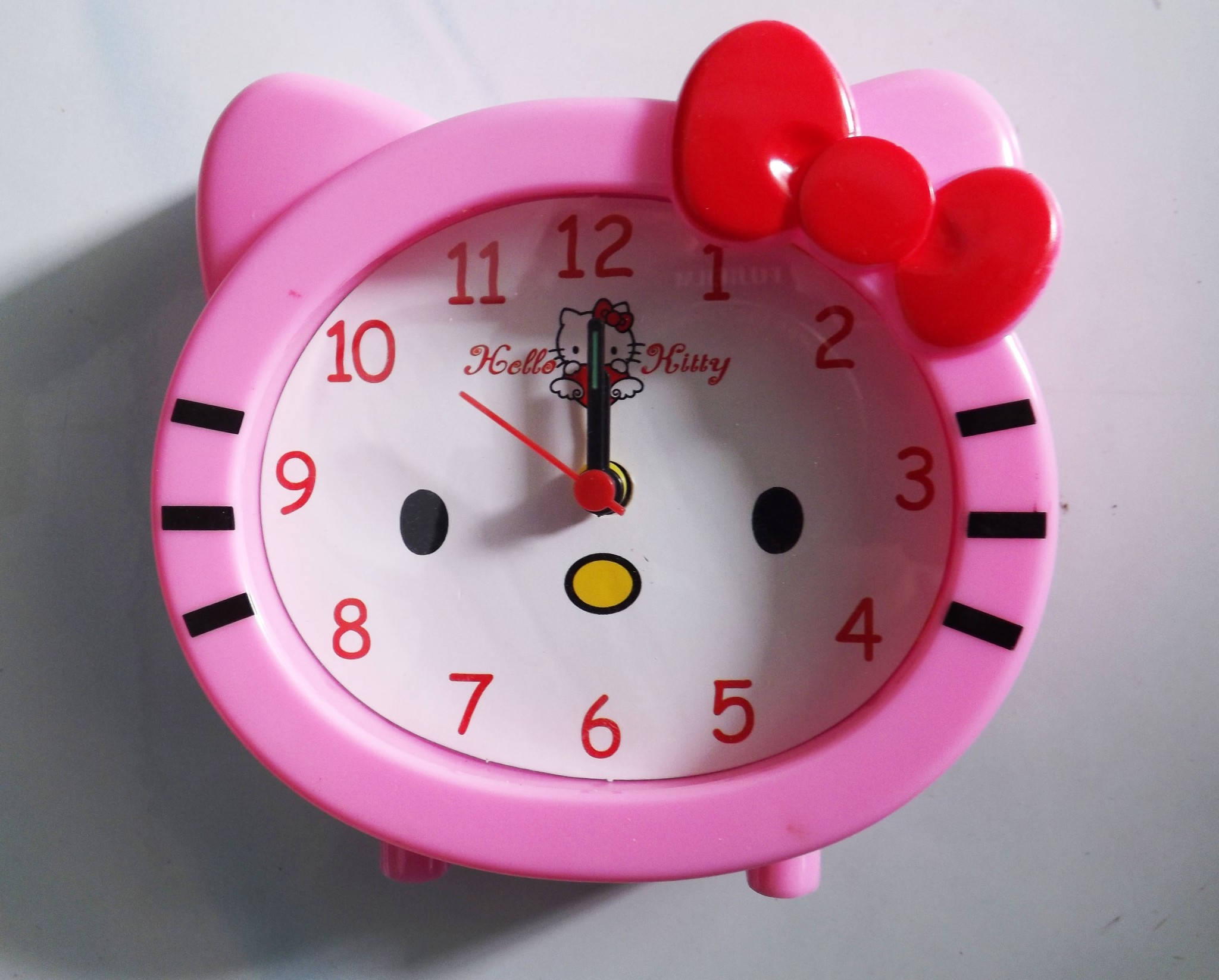 Jual Jam Weker Hello Kitty