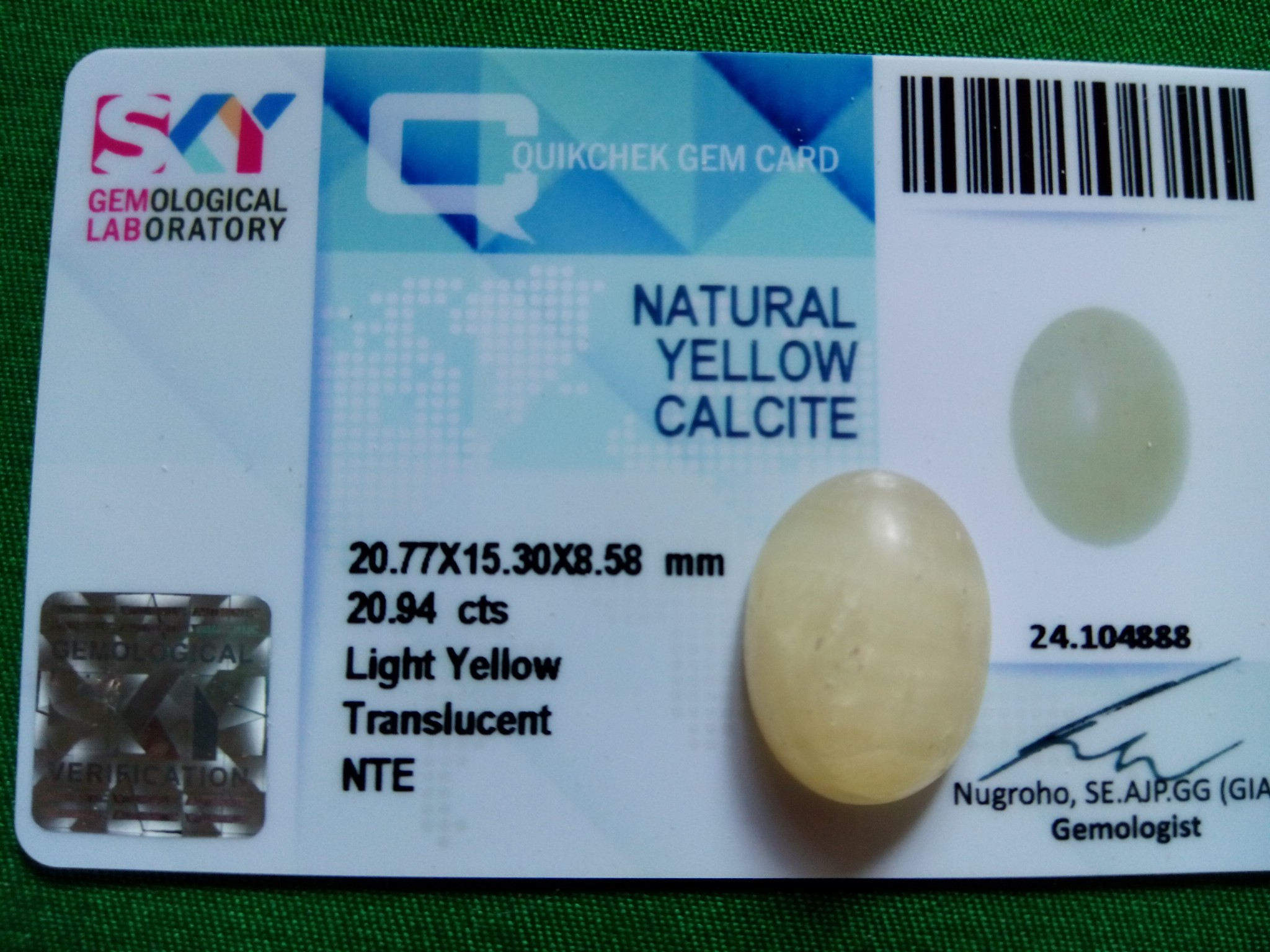 harga Mata cincin batu fosil mani gajah yellow calcite 01 Tokopedia.com