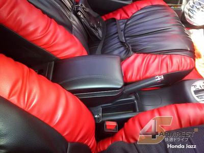 Armrest dan Konsol Box Mobil Honda Jazz