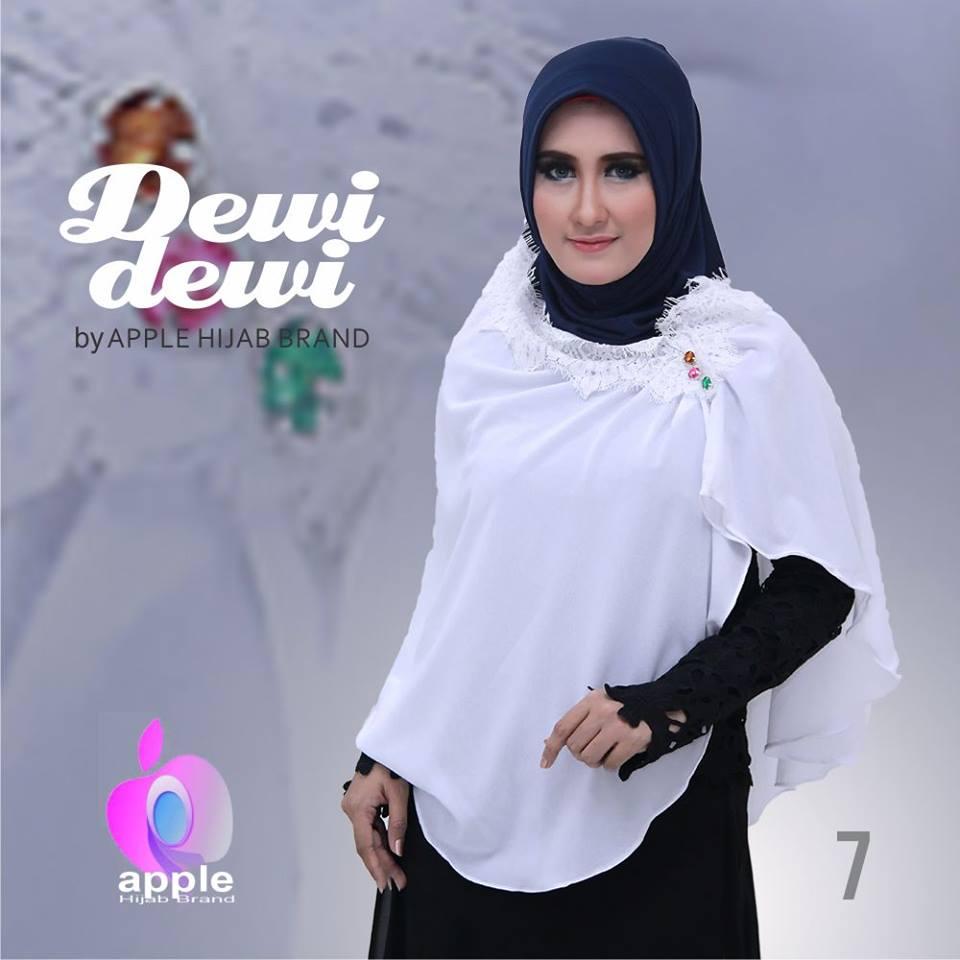 Syar'i Dewi-Dewi by Apple Hijab
