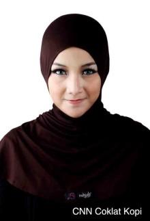CNN (Ciput Ninja Ala Nuhijab)\daleman kerudung\hijab