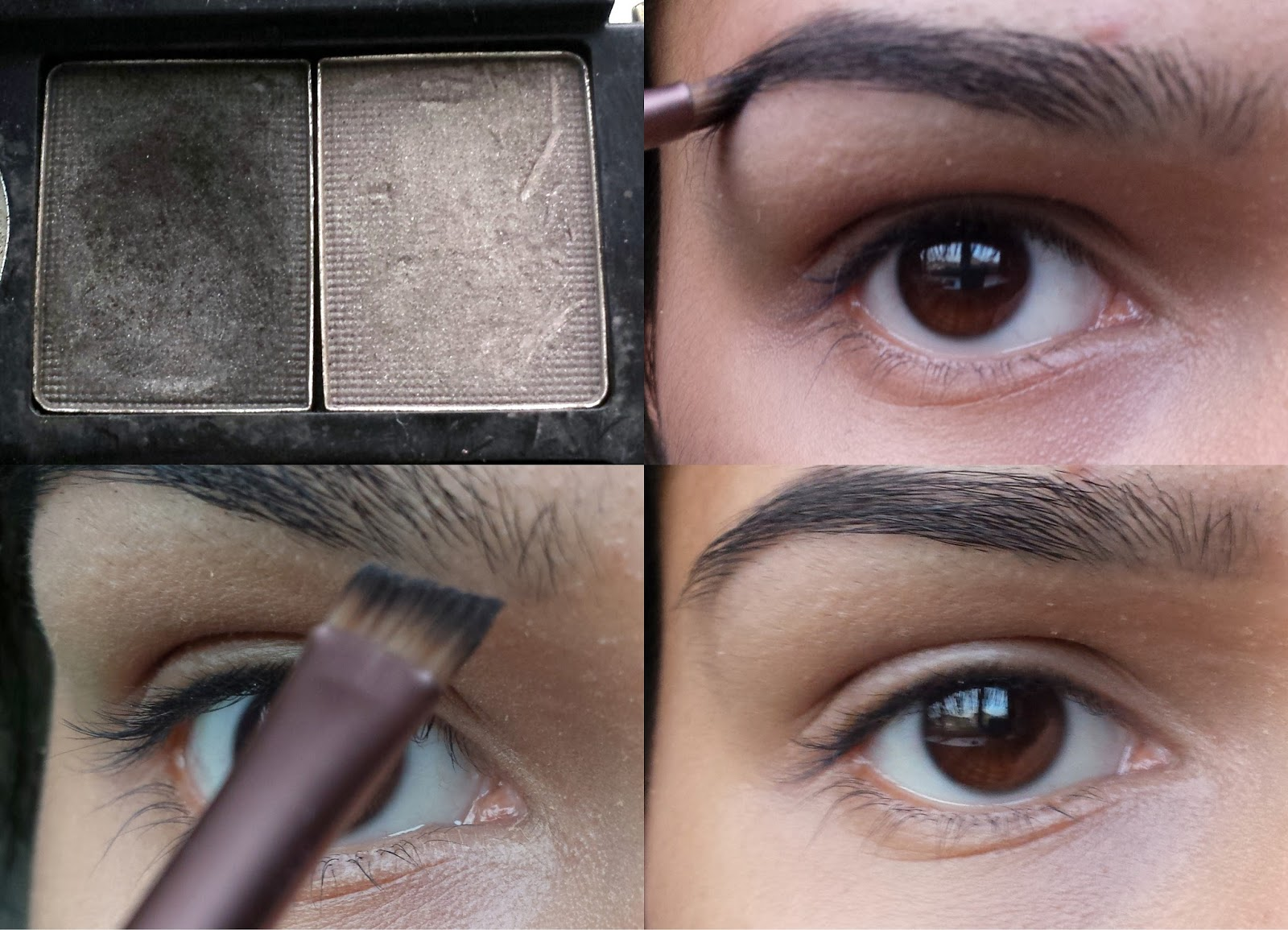 Nyx Eyebrow Powder Dark Brown The Eyebrow