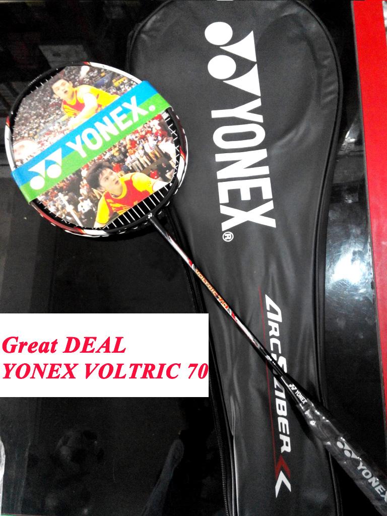 Badminton Yonex Voltric 70