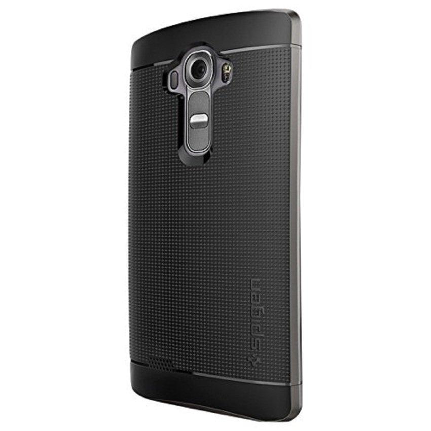 Spigen LG G4 Case Neo Hybrid Gunmetal PET SGP11520 40