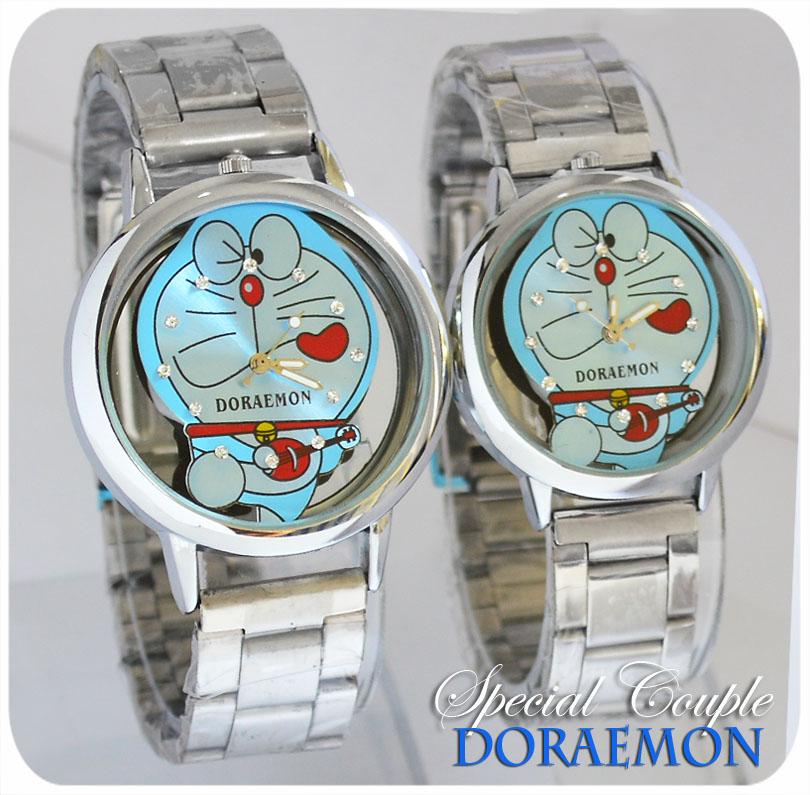 Jual jam tangan keroppi cek harga di PriceArea com Source Jual Doraemon Couple .
